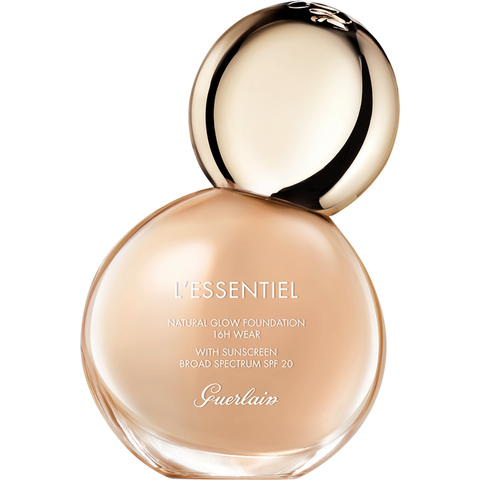 Guerlain - L'essential Natural 16H Wear Foundation SPF 20 # 6141572