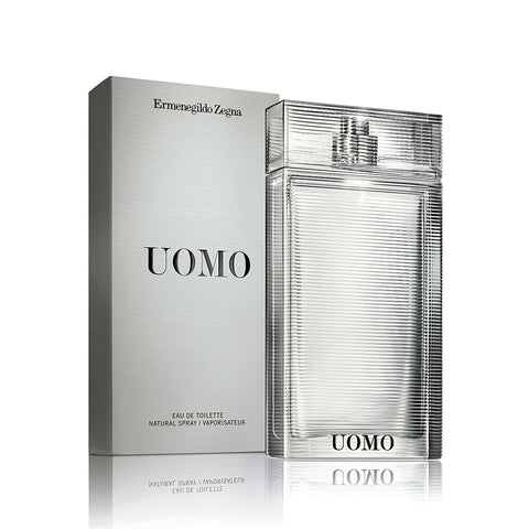 Ermenegildo Zegna -  Uomo Eau de Toilette Natural Spray 100ml