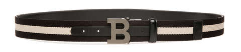 BALLY BELT B BUCKLE-35 M.T/960 #6138543