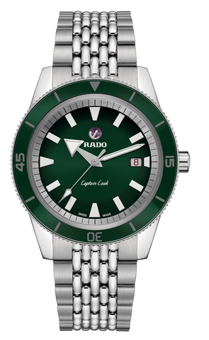 Rado - CAPTAIN COOK AUTOMATIC (S) R32505313