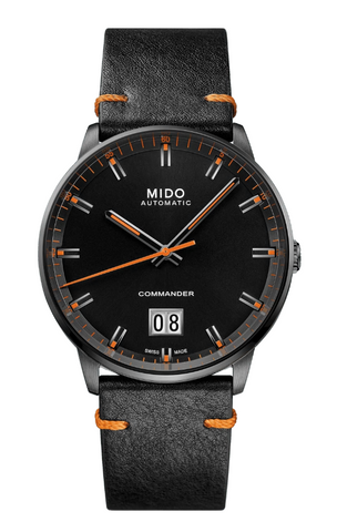 Mido - COMMANDER BIG DATE  M021.626.36.051.01