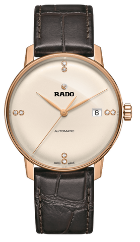 Rado - COUPOLE CLASSIC AUTOMATIC DIAMONDS R22861765