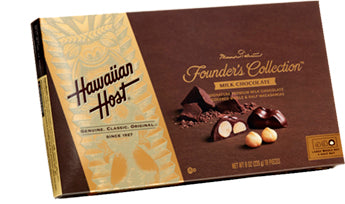Hawaiian Host Founder's Collection Milk 4oz #6140415