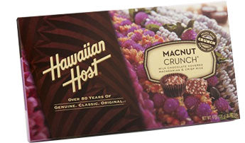 Hawaiian Host Mac Nut Crunch 6oz #6140407