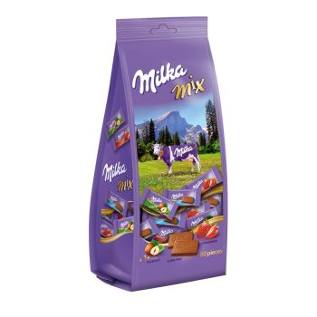 Milka Mixed Naps Bag 380g #6099181