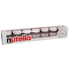 Nutella Hello World #6144196