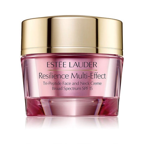 Estee Lauder - Resilience Multi-Effect Tri-Peptide Face and Neck Creme SPF 15 N/C 50ml