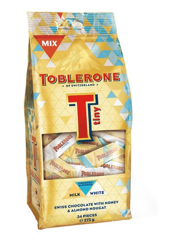 Toblerone Crunchy Almond Bag 272g #6140403