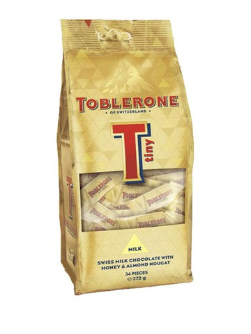 Toblerone Gold Milk Bag 272g #6108320
