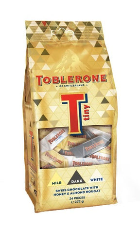 Toblerone Mixed Bag 272g #6099180