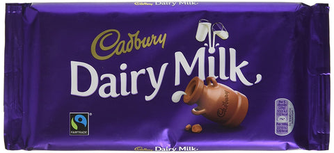 Cadbury Milk Tablet 200g #6101483