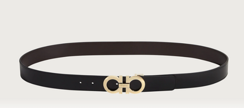 REVERSIBLE AND ADJUSTABLE GANCINI BELT #6122591