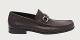 GANCINI BIT MOCCASIN  Dark Brown #6113348