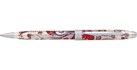 CROSS - Botanica Red Hummingbird Vine Ballpoint Pen #6141999