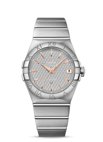 Omega- Constellation Co-Axial Chronometer 123.10.38.21.06.002