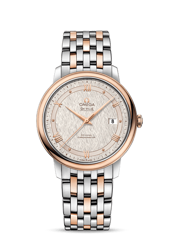 Omega - De Ville Prestige Co-Axial Chronometer 424.20.40.20.02.003