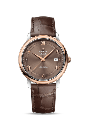 Omega- De Ville Prestige Co-Axial Chronometer 424.23.40.20.13.001
