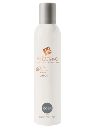 Kristal Evo Soft Look Mousse