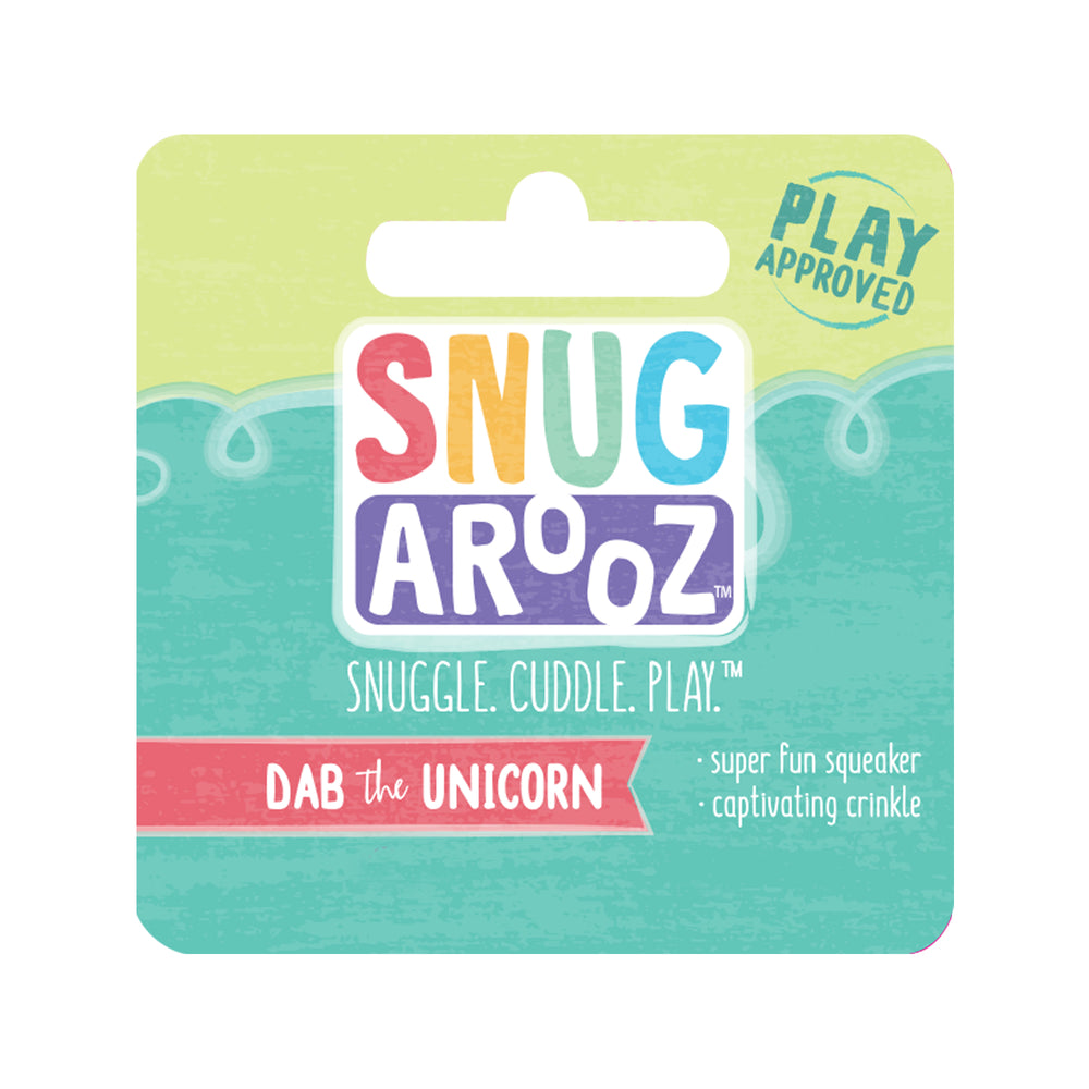 Snugarooz Dab the Unicorn
