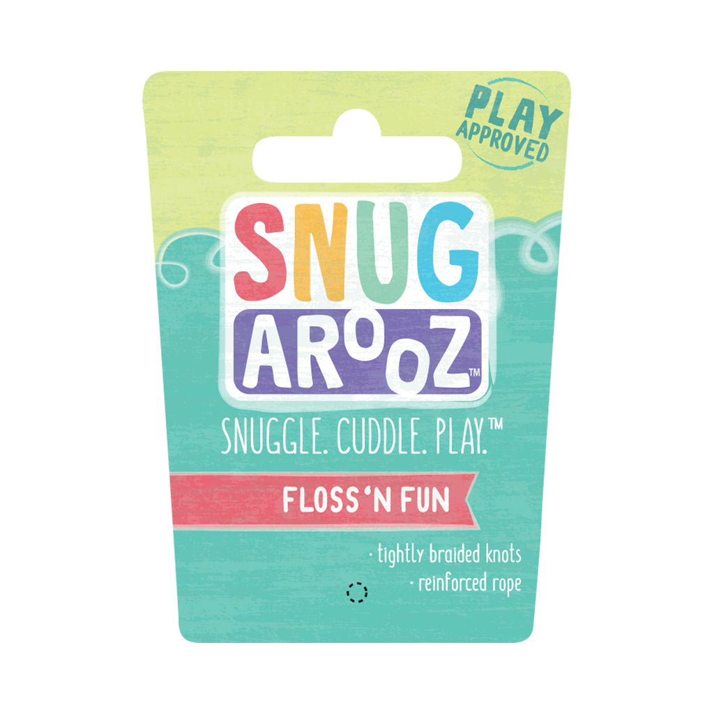 Snugarooz Floss 'N Fun