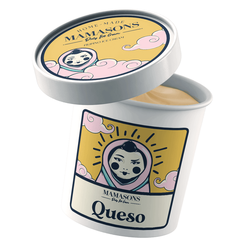 Filipino Ice Cream Tubs
