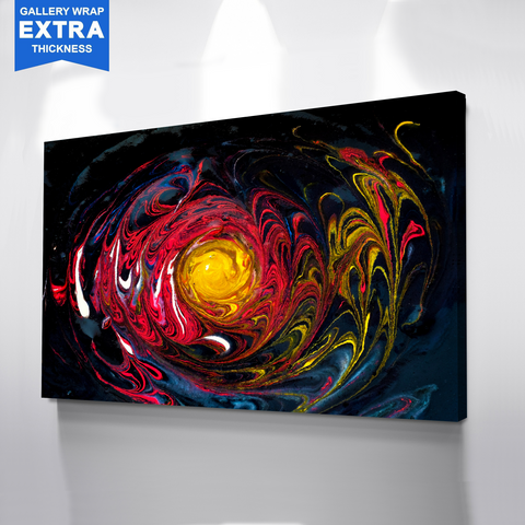Venus Portal Canvas Wall Art