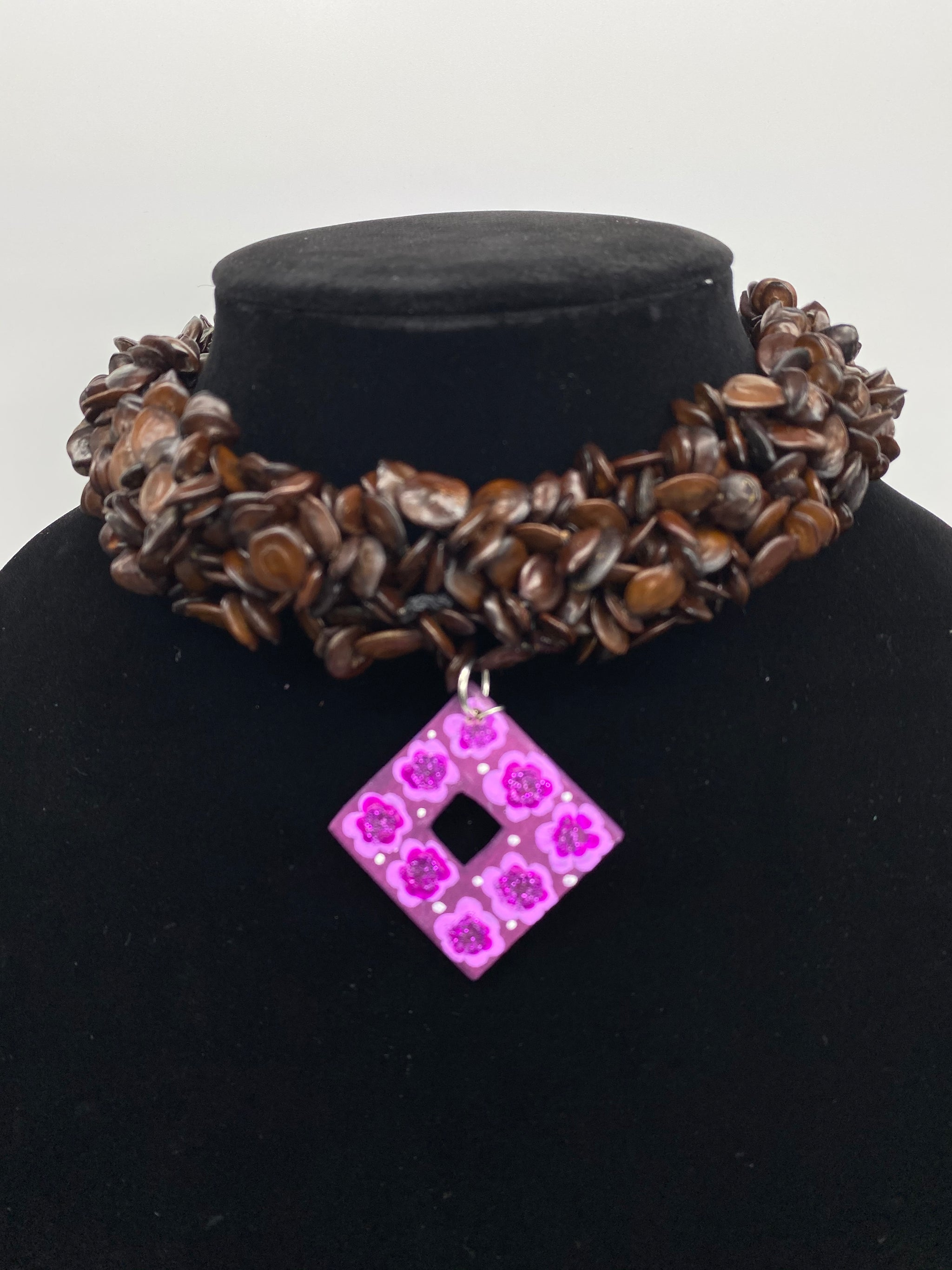 Gorgeous Mexican Artisan Necklace - Corazón Clothing