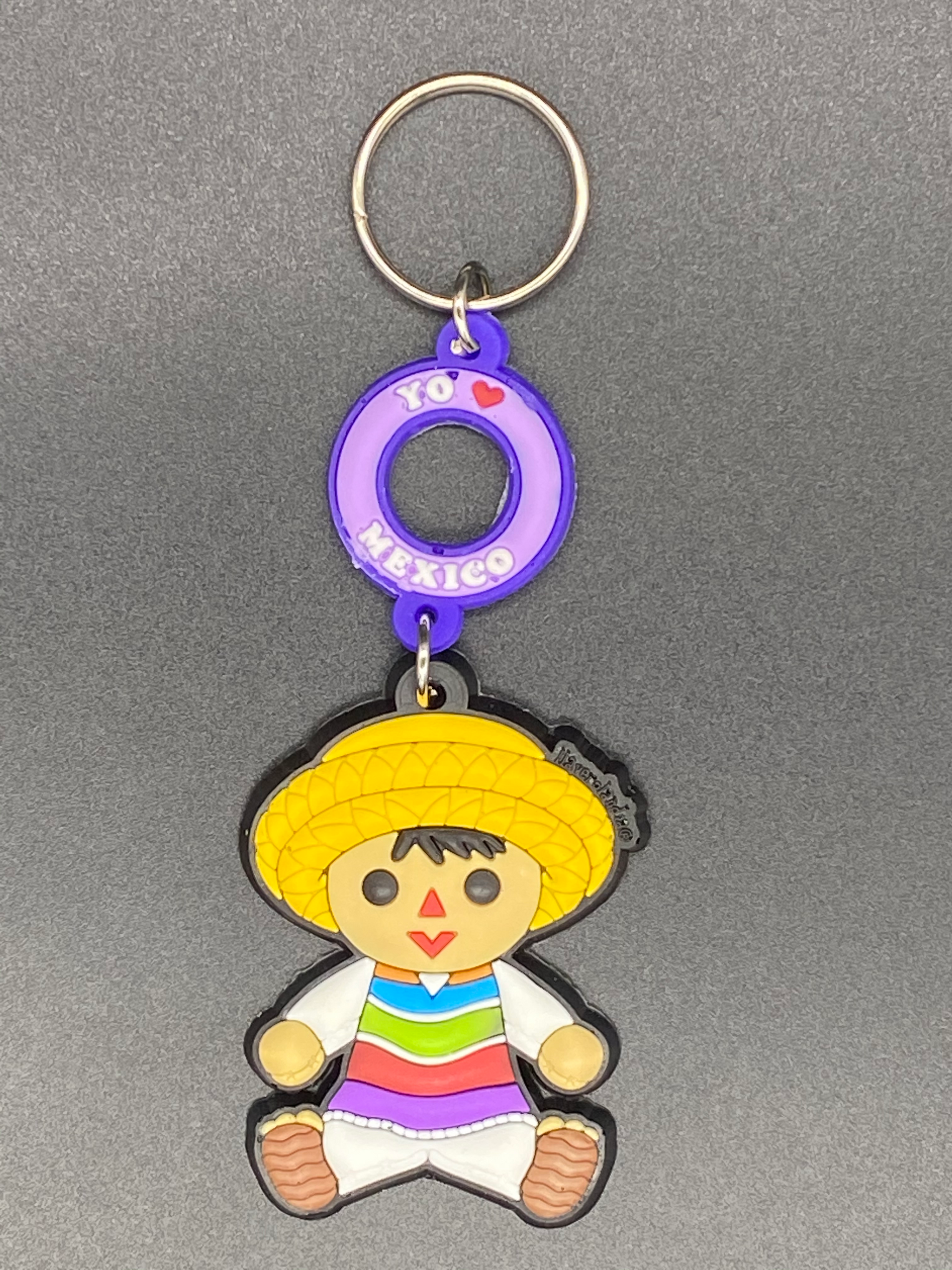 Mexican Keychain - Corazón Clothing