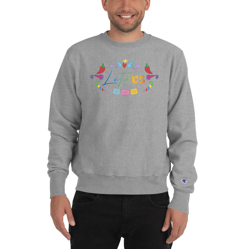 Latin Us Champion Sweatshirt - Corazón Clothing
