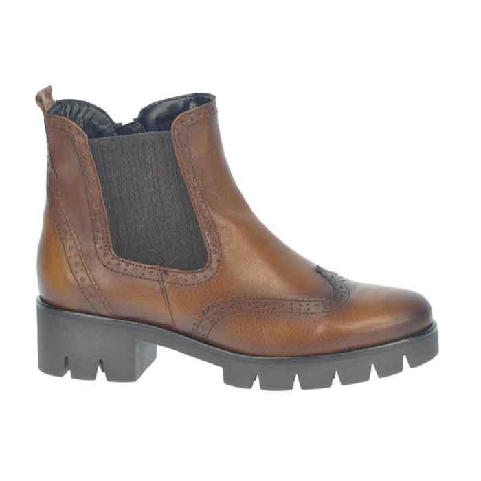 Bowcott Whisky Ankle Boots