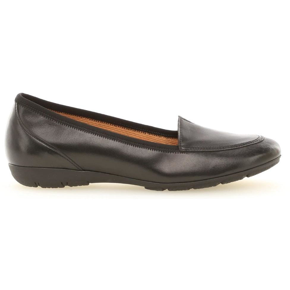 Reedham Black Slip on