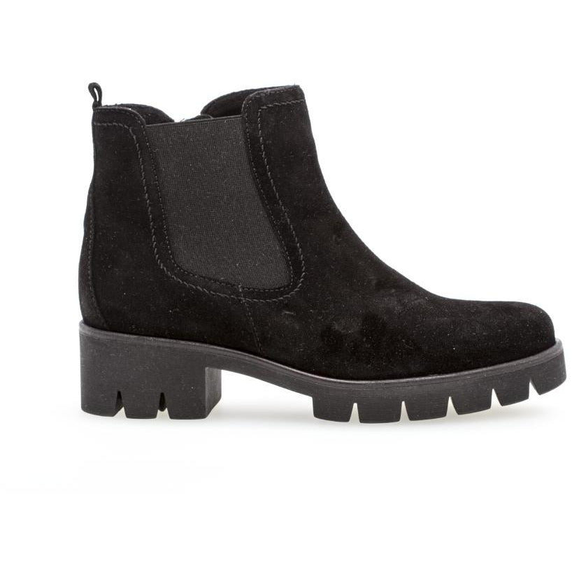 Bodo Black Ankle Boots