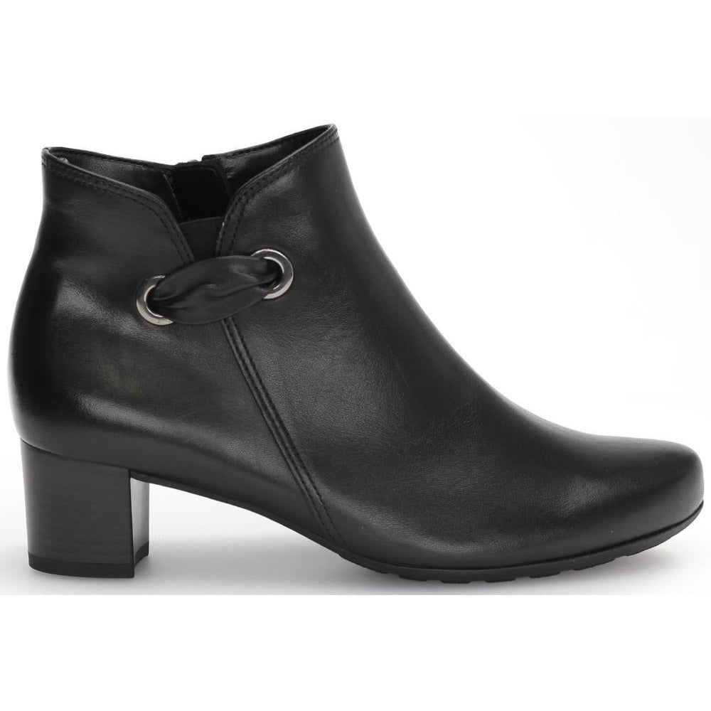 Keegan 2 Black Ankle Boots