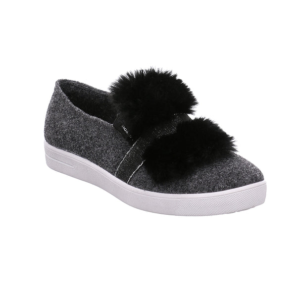 Nadine Home 05 Grey Combi Slippers