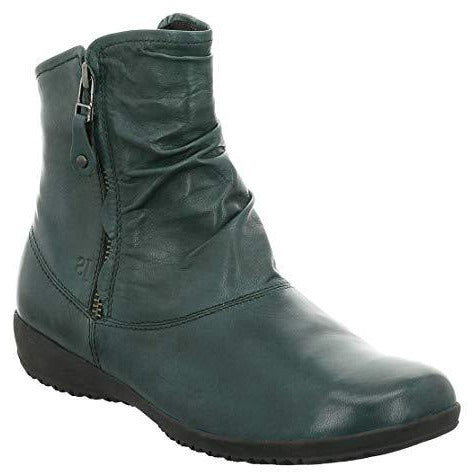 Naly 24 Petrol Ankle Boots
