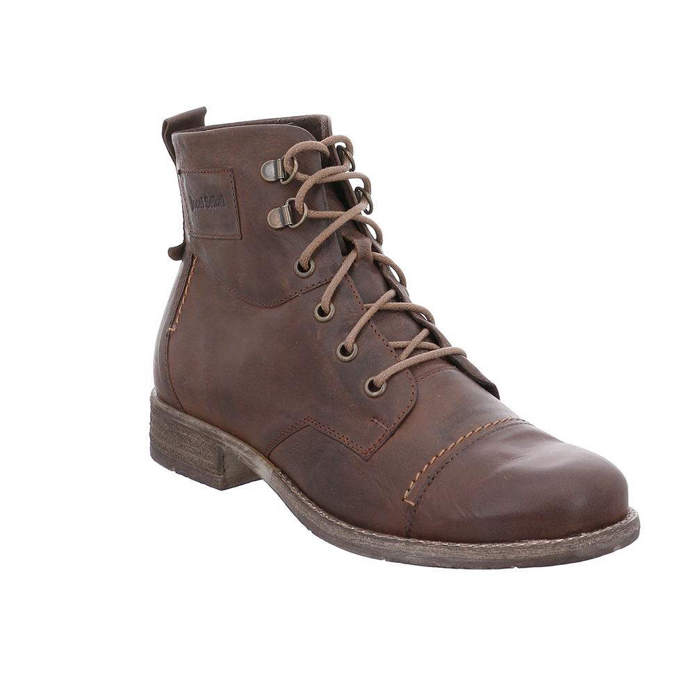 Sienna 17 Brown Chelsea Ankle Boots