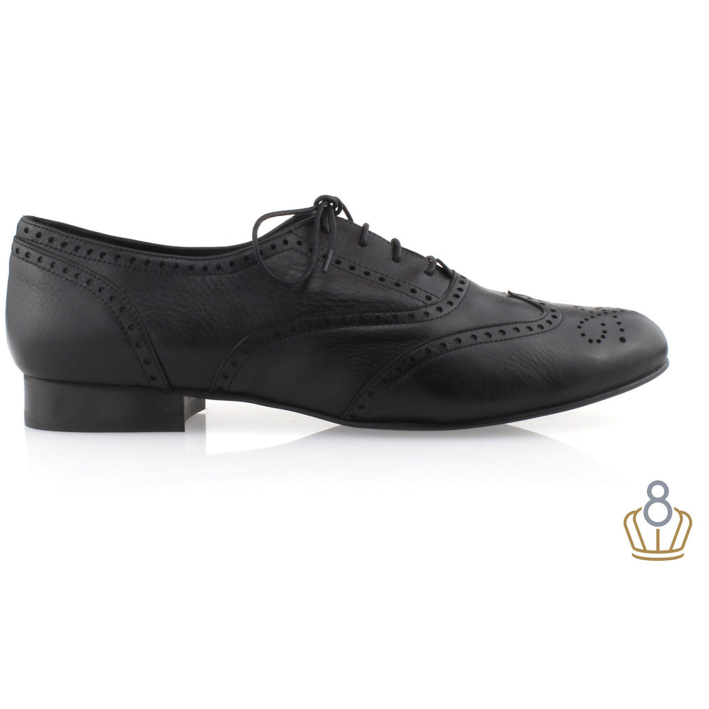 Ana Brogue Black