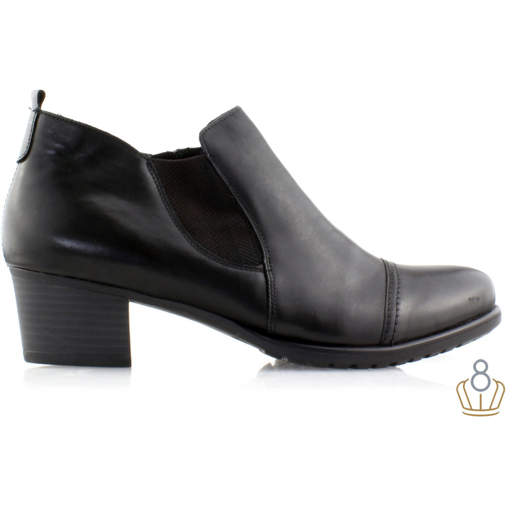 Ladies Ankle Boot in longer sizes