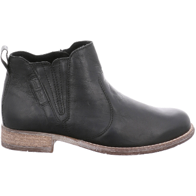 Sienna 45 Black  Ankle Boots