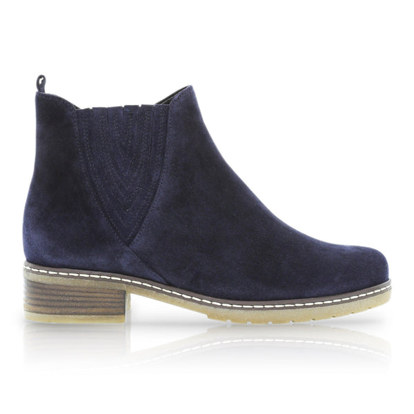 Dorothy Blue Suede