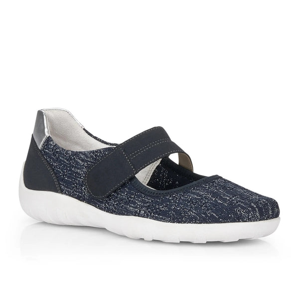 Faydell Blue Casual Shoes