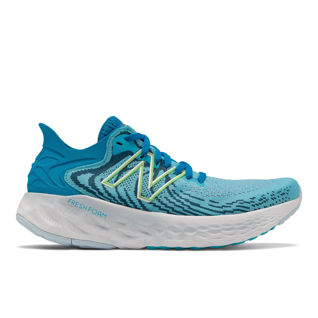 Virtual Sky Blue Running Shoes 1080 Ride