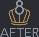 After 8 Shoes's retina logo
