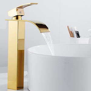 EVERA WATERFALL BATHROOM FAUCET