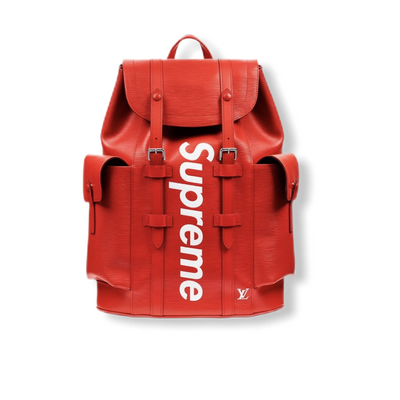 Supreme Louis Vuitton Christopher Backpack