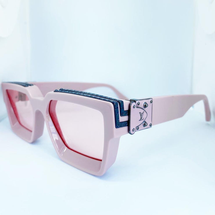 Louis Vuitton 1.1 Millionaires Sunglasses Pink SS20