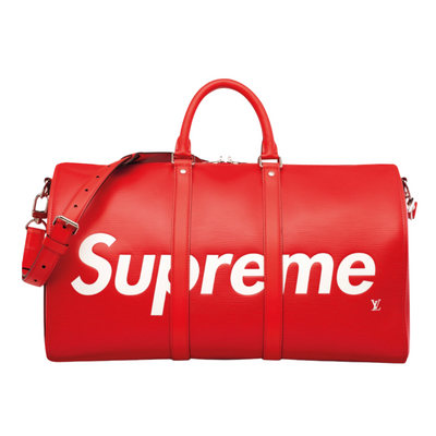 Louis Vuitton x Supreme Keepall Bandouliere 45