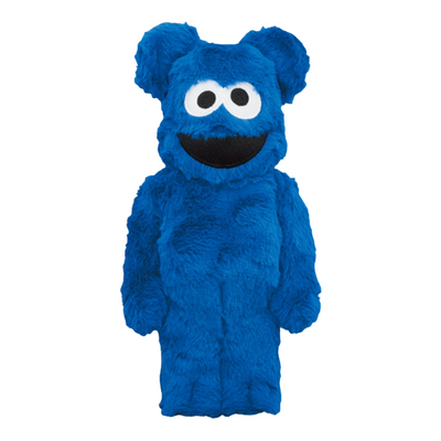 Bearbrick 400 % Cookie Monster