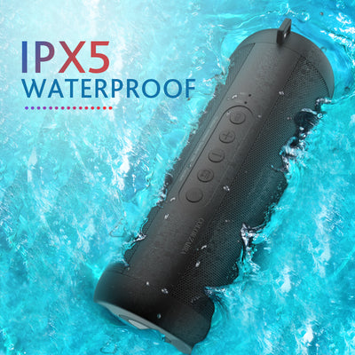IPX5 waterproof technology enabled Bluetooth sound box device