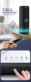 Handsfree call enabled Bluetooth sound box device that can be paired with your smartphone